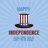 День независимости — Cтоковый вектор