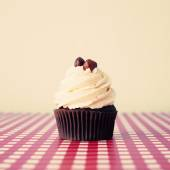 Vintage Cupcake — Stok fotoğraf