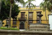 Museum Los Caceres, Icod de los Vinos — 图库照片