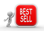 Best sell — Stock Photo