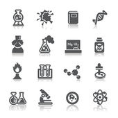 Science and Chemistry Icon — Stock Vector