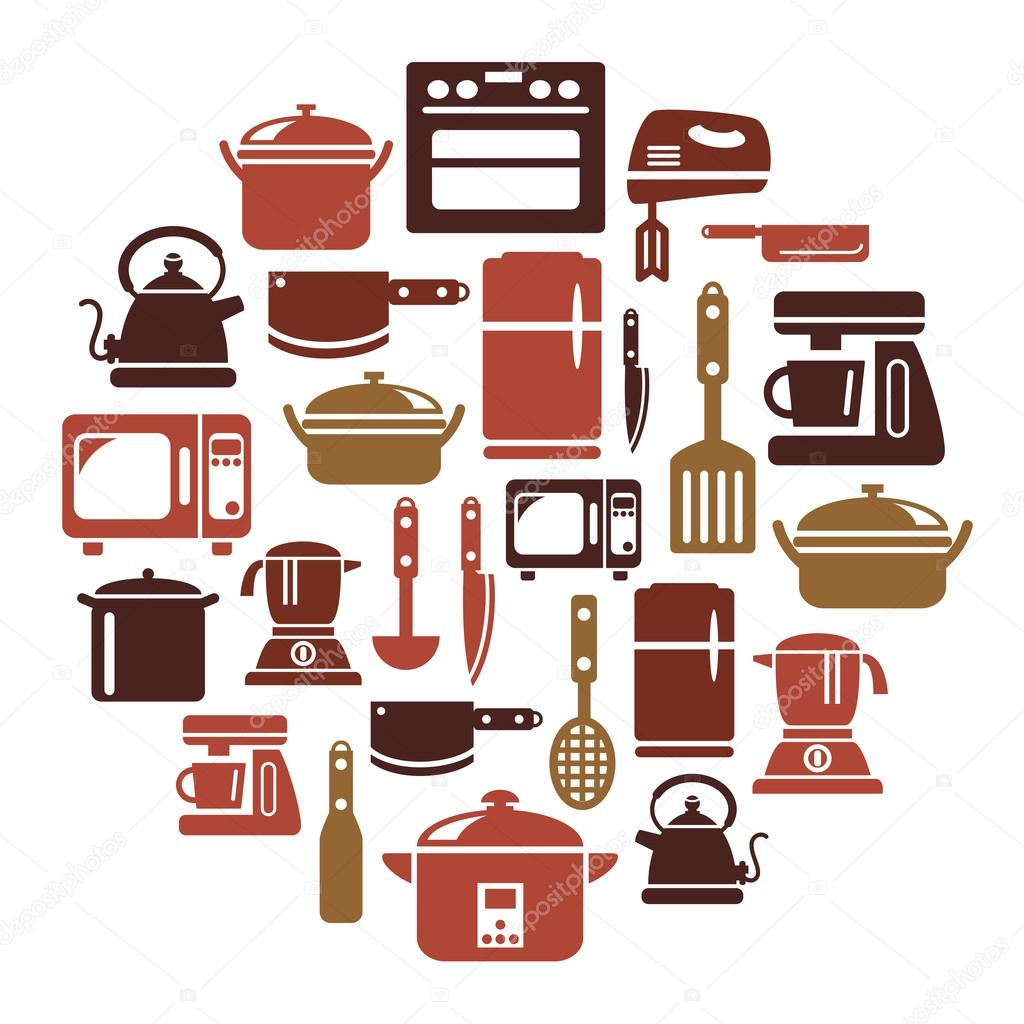 http://st2.depositphotos.com/3643517/5270/v/950/depositphotos_52704367-Kitchen-utensils-and-appliances-icons.jpg
