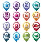 Houseware Icons — Stock Vector #53023647