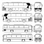 Transportation Vehicle — Stock Vector #53165873