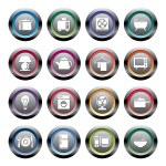 Houseware Icons — Stock Vector #55460501
