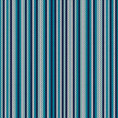 Striped Knitting Pattern. Seamless Background — Stock Vector
