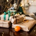 Beautiful gifts — Stock Photo #65355955