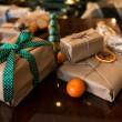 Beautiful gifts — Stock Photo #65355957
