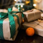 Beautiful gifts — Stock Photo #65355967