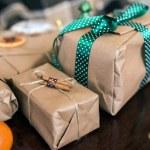 Beautiful gifts — Stock Photo #65355981