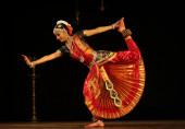Nidhi Ravishankar - Bharatanatyam — Stock Photo