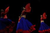 Flamenco Dance — Stock Photo