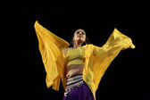 Fusion Dance — Stock Photo