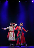 Kathak Performance — Fotografia Stock