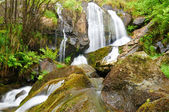 San Paio Waterfall. Carballo, A Coruña, Spain — Stock Photo