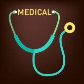 Medical icon — Stock Vector