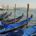 Venice, italy, Piazza San Marco, gondolas, gondola, summer, sunny day, new keyword — Stock Photo #51957239