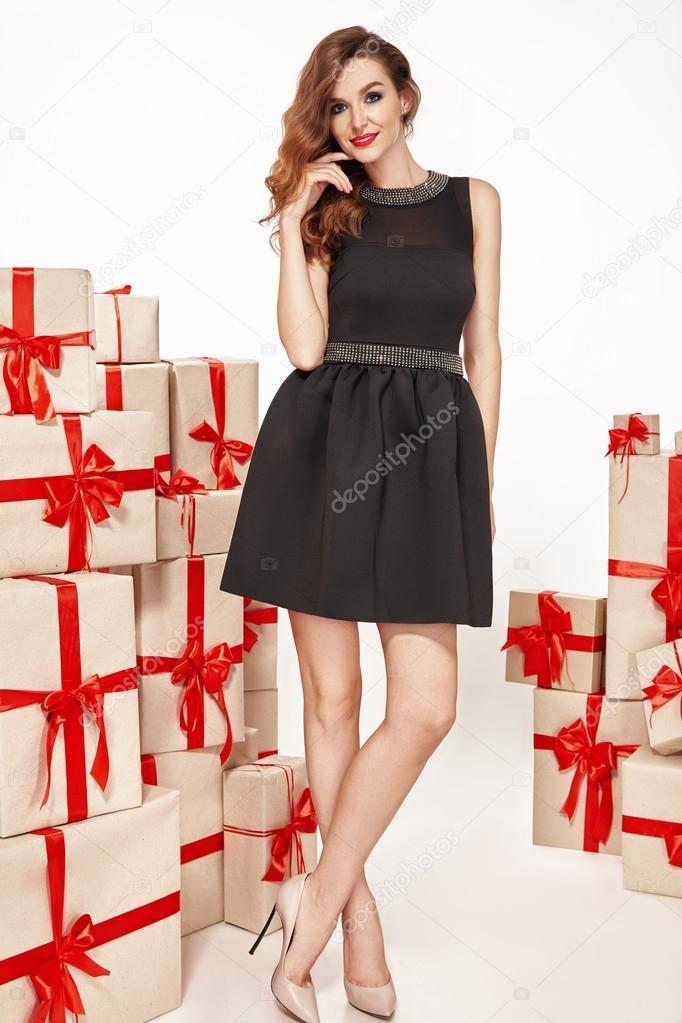 Стильное платья на день рожденья
