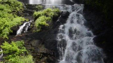 Amicalola Falls Main Falls Loop — Stock Video