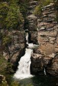 линвилл водопад — Стоковое фото