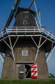 Windmill Full Frame — Photo