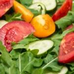 Fresh salad — Stock Photo #66311645