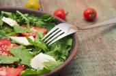グリーン サラダ — ストック写真