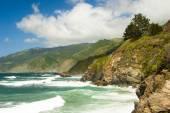 California sahili — Stok fotoğraf