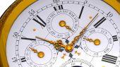 Cep saati — Stok fotoğraf