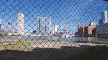 Rotterdam, Hollandia. — Wideo stockowe