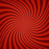 Dark  red  whirl background — Stock Vector