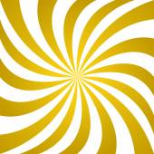 Golden whirl pattern background — Stock Vector