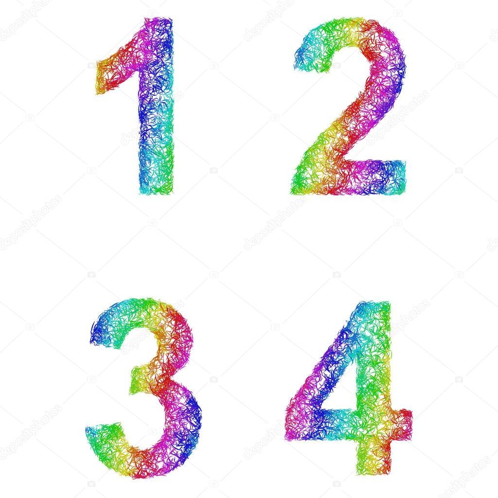 Diseño Del Rainbow Warrior Iii: Los Números 1, 2, 3, 4