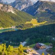 Mountain range at sunny summer day. — Stock Photo #53806783