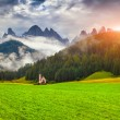 Countryside view of the St. Magdalena or Santa Maddalena — Stock Photo #53807759