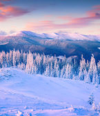 Montagnes colorées. — Photo