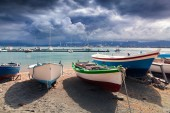 Port of Santa Maria Maggiore — Stock Photo