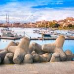 Port of Santa Maria Maggiore — Stock Photo #74519805