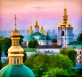 Element of Orthodox Monastery. — Stock Photo