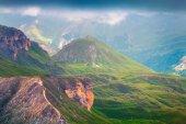 Grossglockner High Alpine Road. — Stock Photo