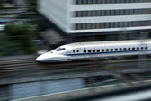 Bullet Trains — Stock Photo