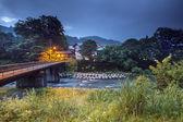 Stone bridge at Nikko, Japan — Stock Photo