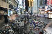 Tokyo - Shibya busy center in night time — Stock Photo