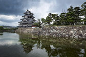 Matsumoto Castle in Japan — Stock Photo