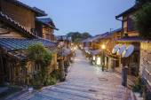 Ishibei-koji Lane in Southern Higashiyama — Stock Photo