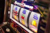 Slot machines — Stock Photo