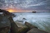 Hermoso amanecer — Foto de Stock