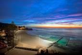 Ocean Baths in Australia — Stock Photo