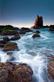 Cathederal rock — Stock Photo