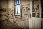 Houses of the Ghost town Kolmanskop — Stock Photo